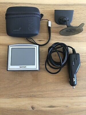TOMTOM  One 3rd Edition With Case And Charger • 17.99£
