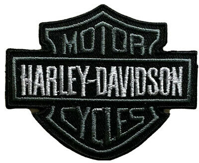 Harley Davidson Patch Embroidered Motorcycle Biker Patches Badge Iron/Sew On • 4.99£
