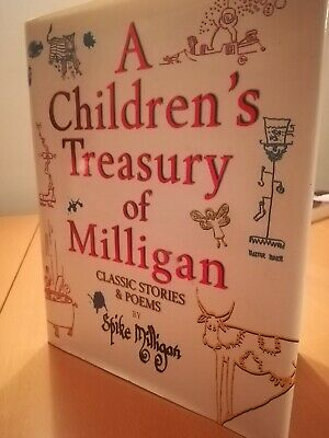 A Children's Treasury Of Milligan By Spike Milligan **VERY GOOD CONDITION**  • 9.99£