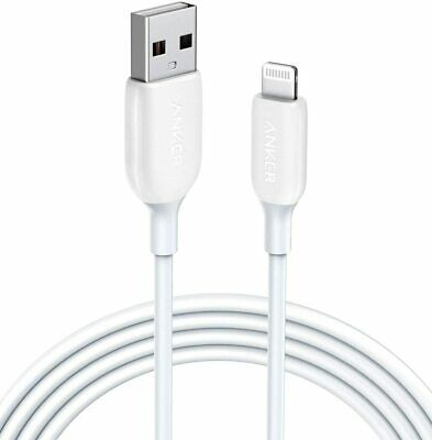 AU28.56 • Buy Anker PowerLine III Lightning Cable IPhone Charger Cord MFi Certified 1.8M