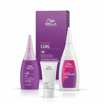 Wella Creatine+ Curl Perm For Normal To Resistant Hair • 12.99£
