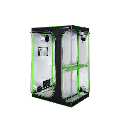 AU384.95 • Buy Hydro Experts Multi-Chamber 2 In 1 Indoor Grow Tent - 150 X 120 X 200CM | 600D M