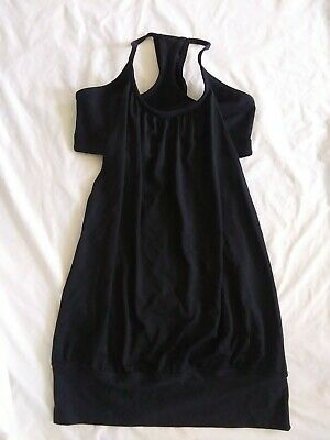 $ CDN39.99 • Buy Lululemon Black No Limit Tank Top Size 4 (K)