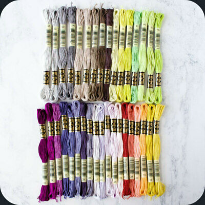 $0.99 • Buy DMC 35 New Floss Colors!! ~ #1 - 35 ~ Brand New Free Shipping On 3+