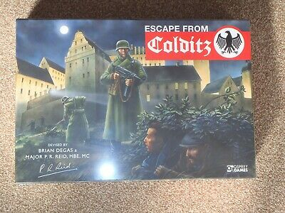 Osprey ESCAPE FROM COLDITZ Board Game  ** NEW + SEALED ** • 69.99£