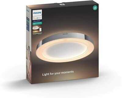 AU249 • Buy BRAND NEW - Philips Hue Adore Smart LED Ceiling Bathroom Light W/ Dimmer Switch