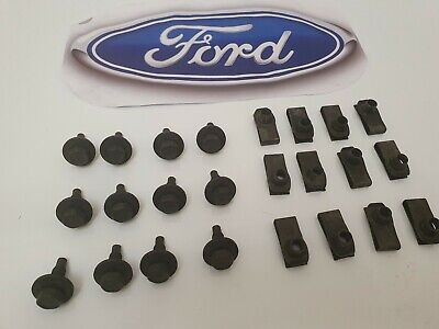 AU37.50 • Buy Ford Xk Xl Xm Xp Top Guard Mounting Bolt & Clip Kit Fit Coupe Futura Deluxe
