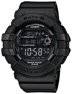 $ CDN88.75 • Buy Casio Women's BGD140-1A Baby-G Shock Resistant Multi-Function Digital Watch