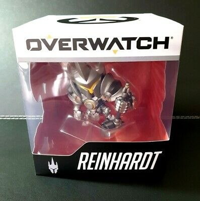 AU35.95 • Buy Overwatch Reinhardt Figure Cute But Deadly NEW