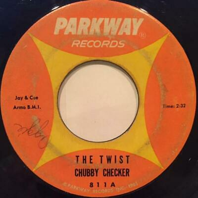 Chubby Checker - The Twist • 4£