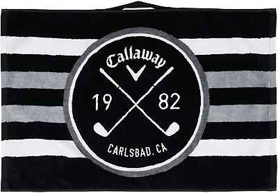 £18.41 • Buy Callaway Golf 16X24 Cart Towel