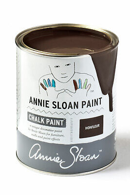 Annie Sloan Paint - Honfleur - 1 Litre Tin Of  - Perfect For Lots Of Projects • 39£