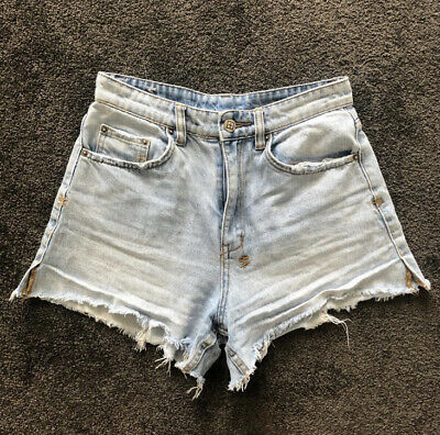 AU50 • Buy Ksubi Shorts High And Wasted Size 8