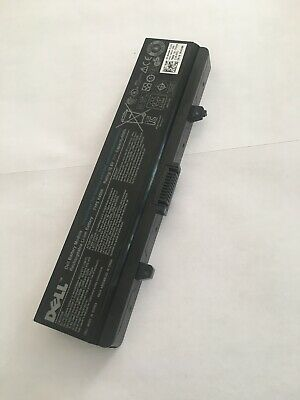Original Dell 14.8V 28Wh 6Cell Li-ion Laptop Battery Type GW240 • 29.99£