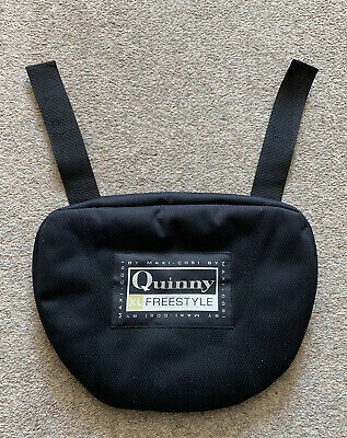 £4.99 • Buy Quinny Freestyle XL Pushchair Stroller Buggy Head Pillow Head Rest - Black