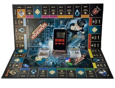 $22.40 • Buy 2015 Hasbro Monopoly Ultimate Banking Board Game Great Condition