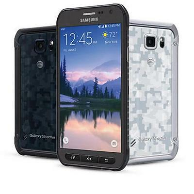 $ CDN161.95 • Buy Samsung Galaxy S6 Active G890A Octa Core Android Cellphone 3GB+32GB 16MP 5.1
