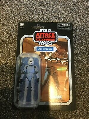 """$ CDN30 • Buy Star Wars Vintage Collection 3.75"""" Clone Trooper Attack Of The Clones New"""