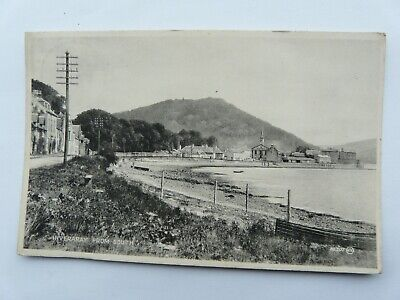 Inveraray From South. Posted 1932. VALENTINES  BROMOTYPE  • 2.25£
