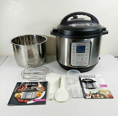 $74.95 • Buy Instant Pot DUO Plus 8 Qt 9-in-1 Multi- Use Programmable Pressure Cooker