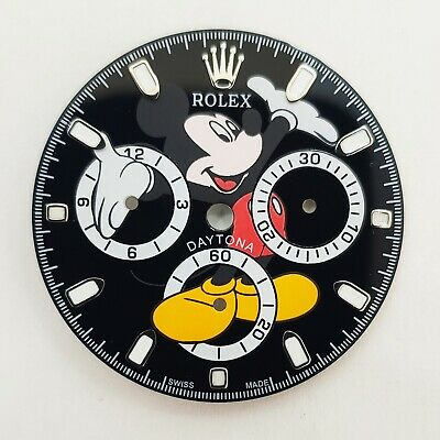 $ CDN1146.66 • Buy Rolex Dial Custom MIckey Mouse Daytona 116520