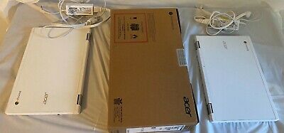 $ CDN449.05 • Buy Lot Of 3 Acer Chromebooks R11 One NIB And 2 Barely Ever Used