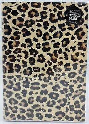 2020 2021 A5 Size Academic Mid Year Week To View Student Teacher Diary #47 • 3.99£