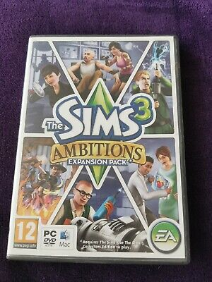 The Sims 3: Ambitions Expansion Pack • 4£