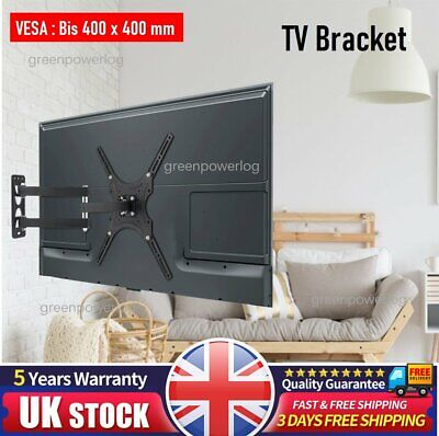 Tilt Swivel TV Wall Mount Bracket For 10 - 28 Inch LCD LED Plasma Flat Monitor • 6.99£