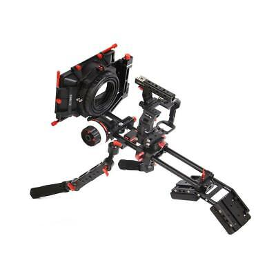 $ CDN1364.60 • Buy Came-TV Sony A7S Rig With Hand Grip Mattebox Follow Focus Kit #CAME-A7S-5KIT