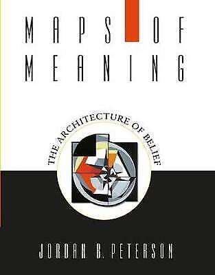 AU48.64 • Buy Maps Of Meaning: The Architecture Of Belief By Jordan B. Peterson (1999,...