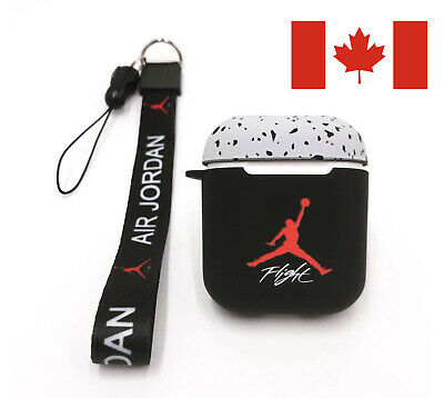 $ CDN14.45 • Buy New JORDAN AirPods Case Nike Bred Supreme OFF WHITE Adidas Hype Fieg Cement Fast