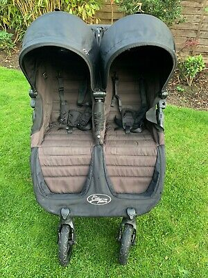 Baby Jogger City Mini GT Double Stroller • 100£