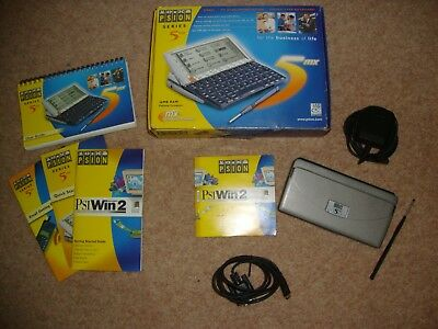PSION 5MX PDA  Boxed All Accessories  Very Good Condition And Fully Working  • 154.95£