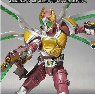 S.H.Figuarts Kamen Rider Blade King Form Height 15cm ABS/&PVC Figure Bandai Japan