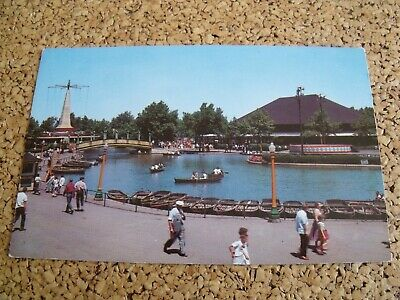 $1.23 • Buy Old Postcard From USA ~ KENNYWOOD PARK ~ PITTSBURGH ~ PA ~ Wonday 221-D-46 NP