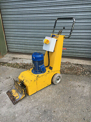 Spe Ms 330 Multi Stripper Carpet Tiles 110v Grinder Scabbler Lifter Floor  • 750£