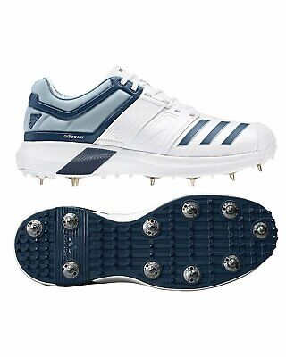 Adidas Adipower Vector Cricket Shoes - Steel Spikes (2019/20) • 123.25£