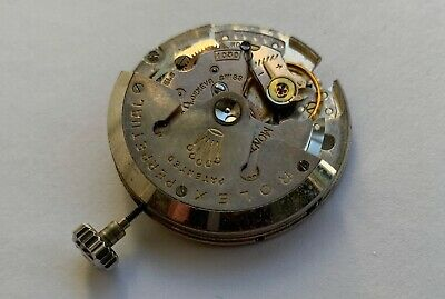 $ CDN653.05 • Buy 1950's Vintage Rolex Submariner Caliber 1030 Movement 6536 6538 5508