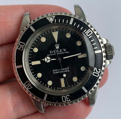 $ CDN9639.67 • Buy 1960's Vintage Rolex Submariner Ref.5513 Meters First