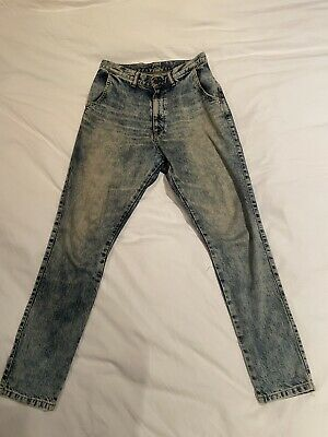 AU80 • Buy Bassike Low Slung Jeans Size 25