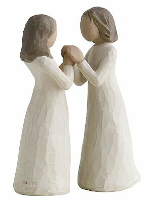 £37 • Buy Willow Tree Sisters By Heart Figurine