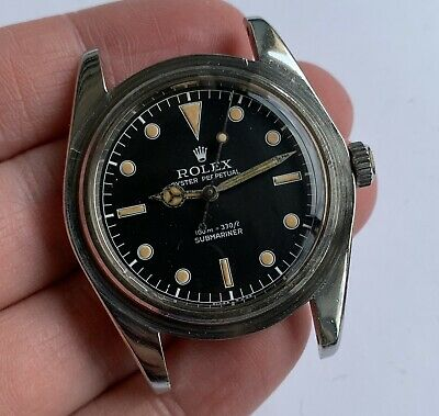 $ CDN4819.83 • Buy 1950's Vintage Rolex Submariner Ref.5508 'Bond Submariner' W/Service Dial