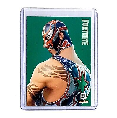 $ CDN11.35 • Buy 2019 Panini Fortnite Rare Outfit/ Skin #179 MASKED FURY Epic Games - NM+/ MT