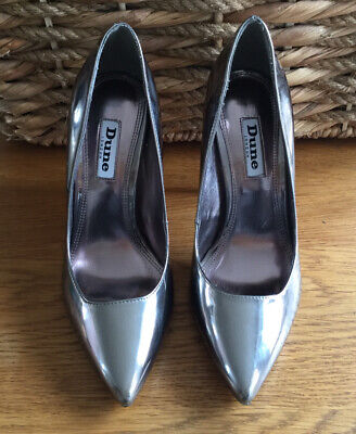 DUNE Pewter Colour  Shoes Size 36/3 Brand New • 5£