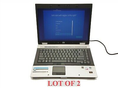 $ CDN135.32 • Buy HP EliteBook 8530P 15.6  Intel Core 2 Duo T9400 2.53GHz 2GB 250GB Laptop Lot 2