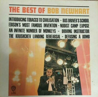 Bob Newhart - The Best Of Bob Newhart • 3£