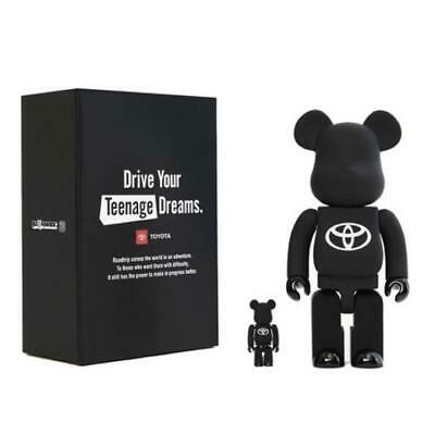 $449.90 • Buy Medicom Toy BE@RBRICK TOYOTA  Drive Your Teenage Dreams  100% & 400% Limited