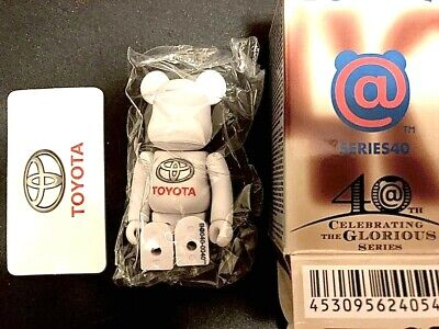 $149.99 • Buy Medicom Toy BE@RBRICK Series 40 1/192 Secret TOYOTA Limited Edition