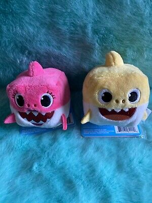 $17.99 • Buy WowWee Pinkfong Baby Shark Official Song Cubes Lot Of 2
